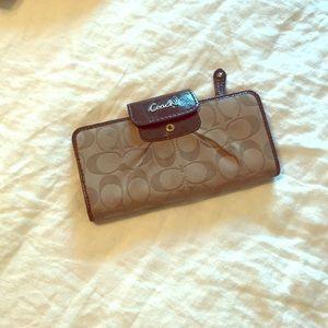 Coach Bi-fold Wallet